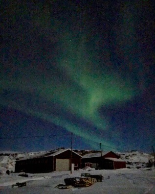 northern lights blog 1