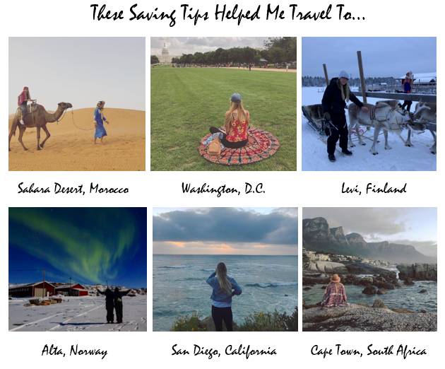 6 ways travel saving