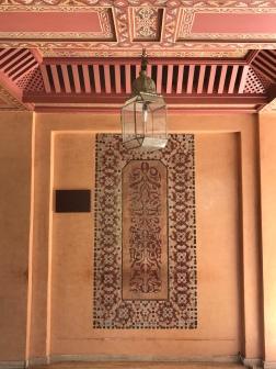Riad Wall