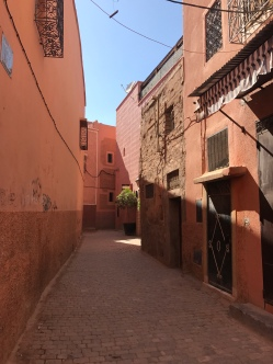 Marrakesh Alley Way