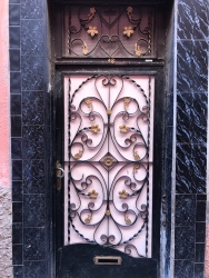 Marrakesh Door