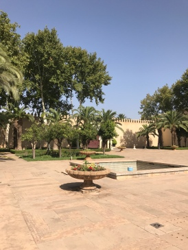 Royal Palace of Fez