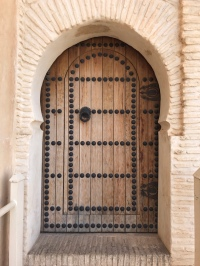 Fez Door