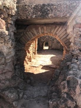 Volubilis Ancient Ruins