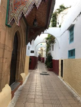 Rabat Alley Way