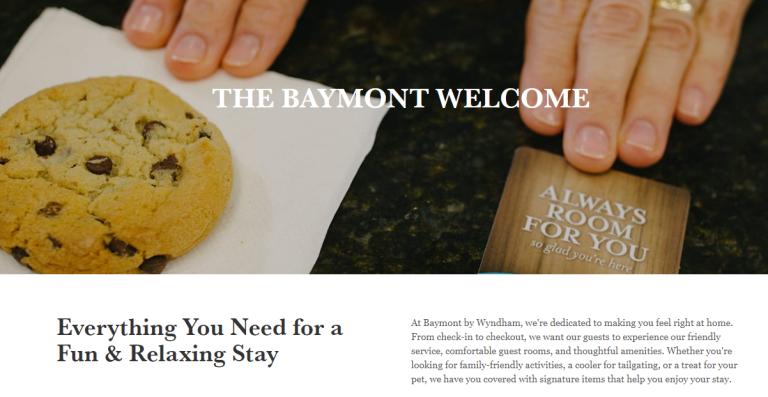 Wyndham Baymont Welcome