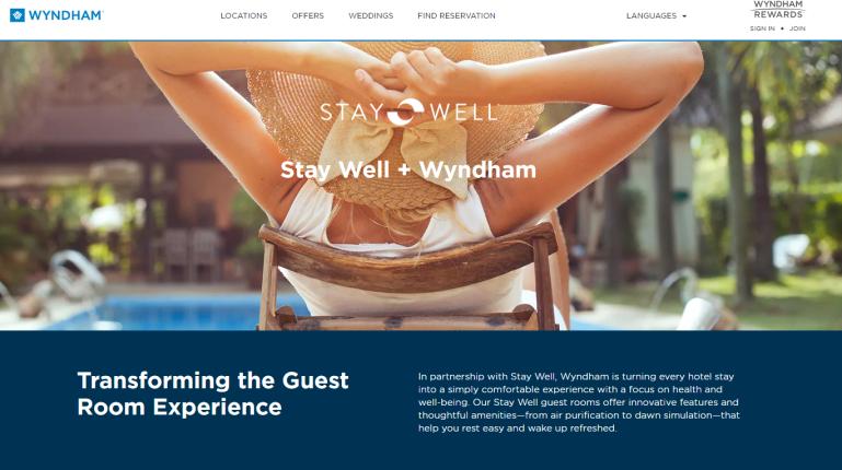 Wyndham Stay Well